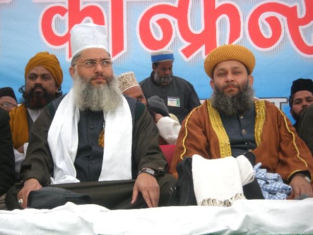 Sunni Conference Moradabad 3rd January 2010