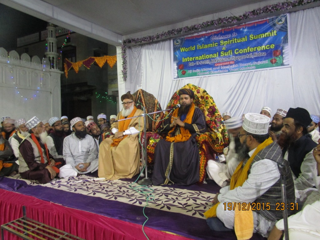 Social Service should be performed on Eid Miladun Nabi: Syed