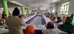 आल इंडिया उलमा व माशाइख बोर्ड की हंगामी जिला समन्वय मीटिंग तेलंगाना में संपन्न।
