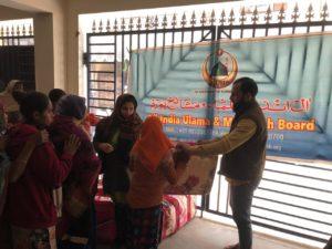 ज़रूरतमंदों की मदद भी आंदोलन का हिस्सा: शाह हसन जामी